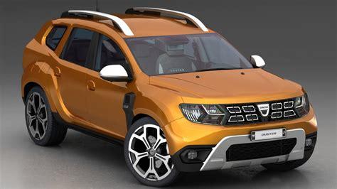 Dacia Duster Model 2018