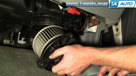 automobile air conditioning repair 1996 acura tl engine control how to install replace heater ac blower motor honda accord civic acura cl el integra 92 06