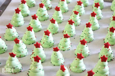 christmas tree meringues fun family crafts