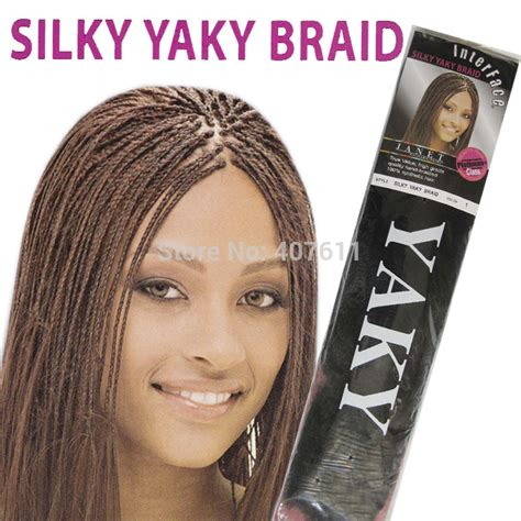 pictures if braids with yaki hair interface synthetic hair extension 48 quot silky yaky braid