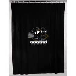 locker room shower curtains purdue boilermakers locker room shower curtain