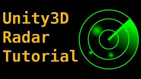 unity3d video tutorial unity3d radar tutorial