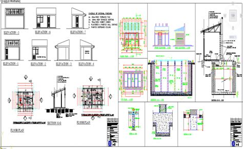 security floor plan security guard house floor plan portafab model 610