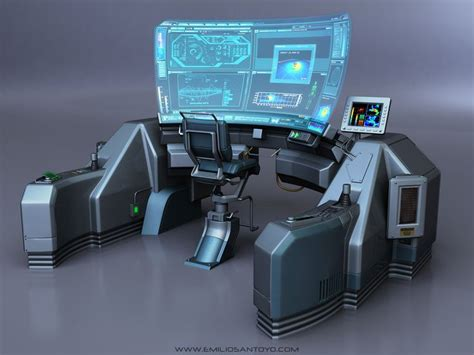 Console Gaming Desk Sci Fi Chair Cerca Con Places Pinterest Sci Fi And Consoles