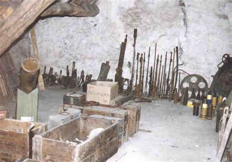 barn   current state     gilles lagins collection  belleau wood artifacts