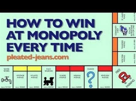 how to win monopoly in 21 seconds buzzpls com