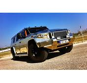 Golden Dartz Prombron SUVs From The Dictator Up For Sale