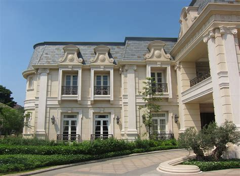 french chateau homes a stunning french chateau inspired mega mansion in