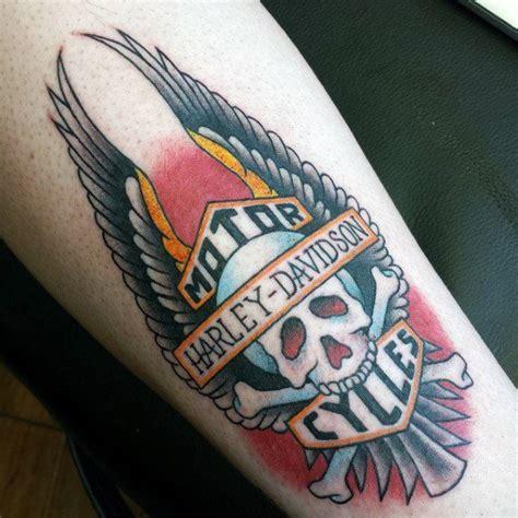 biker u0026 harley davidson tattoos 90 harley davidson tattoos for manly motorcycle