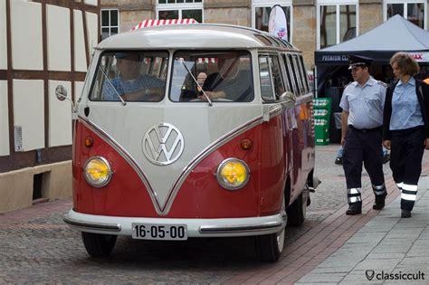 volkswagen bus 2013 hessisch oldendorf vw show 2013 classiccult