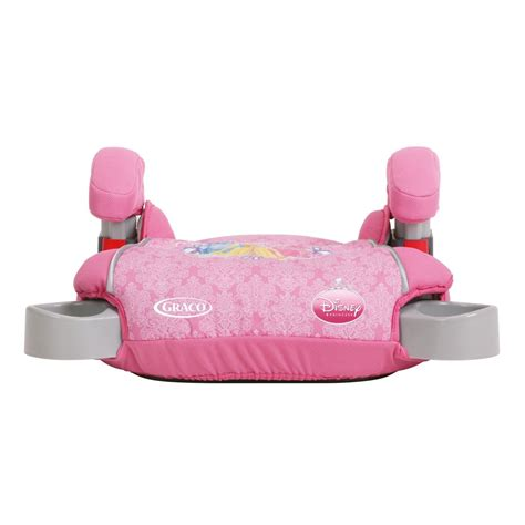 princess booster seat graco backless turbobooster car seat jeweled