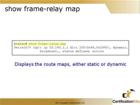 ccna training 187 ccna frame relay 2 cisco ccna frame relay part iii certificationkits com