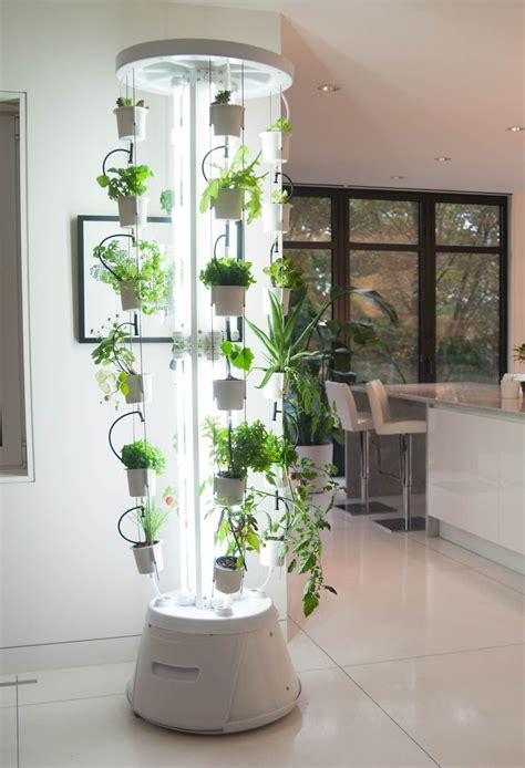 nutritower   complete vertical hydroponic gardening