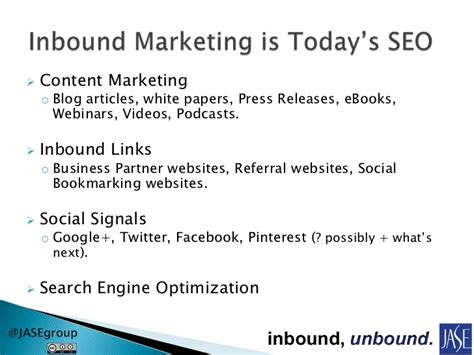 search engine optimization research papers inbound marketing the lifeblood of today s successful