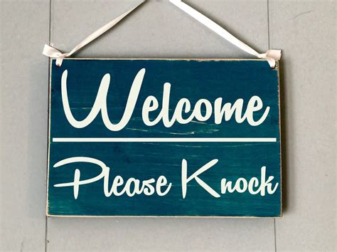 welcome door signs dbassremovals com
