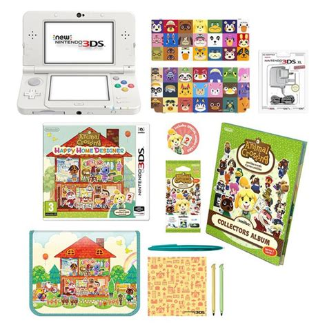 nintendo 3ds home design download code new nintendo 3ds white animal crossing happy home
