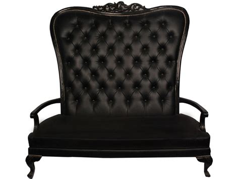 Black Banquette by Ottawa