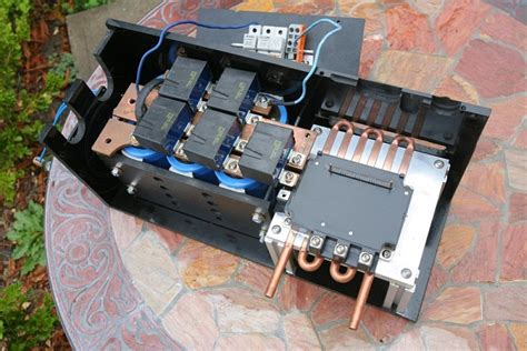 montage transistor igbt evectra detalhe da montagem dos igbts
