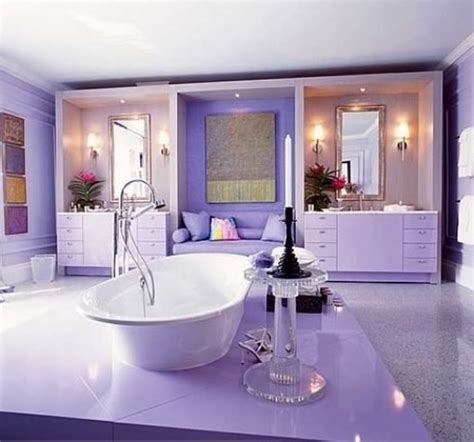lavender bathroom decor 39 delicate home d 233 cor ideas with lavender color digsdigs