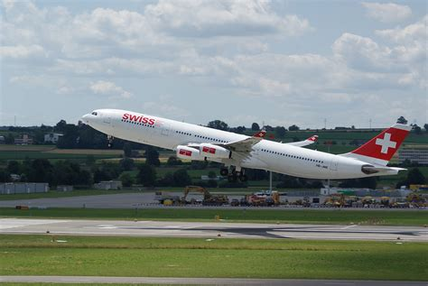 How Much Is 200 Swiss Airbus A340 Specs Modern Airliners