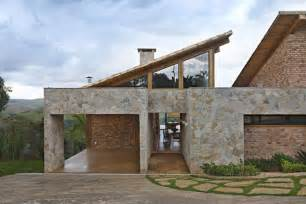 Inspiring stone home plans 9 mountain house plan exterior with