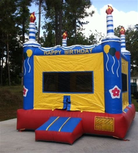 Bouncing Houses For Birthday by Inflatables The Great Inflate