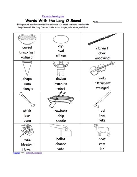 boat names that start with g long o alphabet activities at enchantedlearning