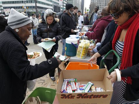laws that target homeless imperil programs that feed them