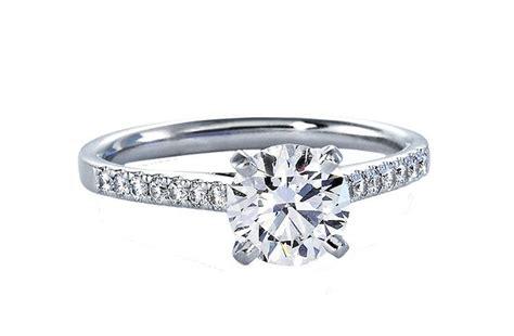 blue nile engagement ring images