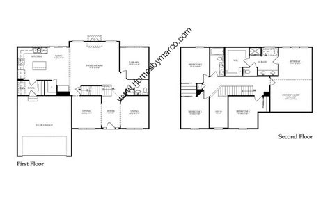 Wilshire Homes Floor Plans | wilshire homes floor plans meze blog