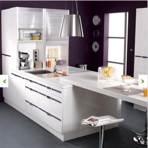 meubles cuisine leroy merlin meubles de cuisine blanche delinia leroy merlin