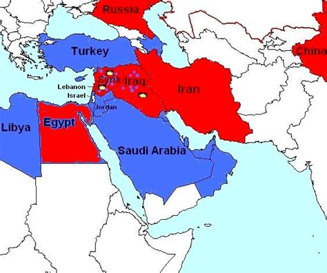 middle east war zone map the world after the kerry lavrov accord on syria
