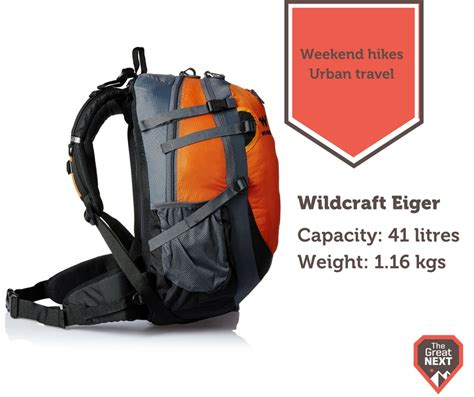 Cover Bag Eiger the ultimate gear guide for indian adventurers the great next