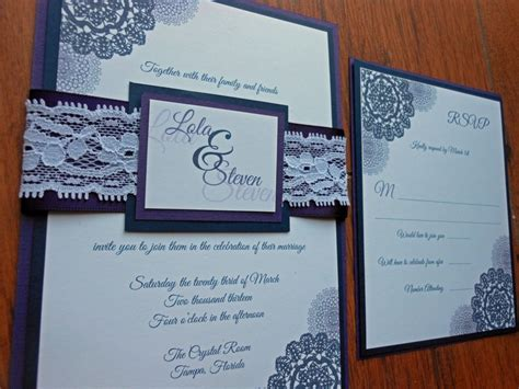 cd style wedding invitations breathtaking navy blue wedding invitations theruntime
