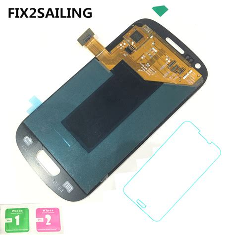 Lcd Advan S3 Tested lcd display 100 tested working touch screen assembly for samsung galaxy s3 mini i8190