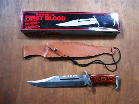 Pisau Rambo 2 pisau rambo produk cibatu kualitas bermutu