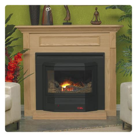 mantis high efficient fireplace system