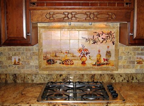 Hand Painted Tiles For Kitchen Backsplash by Blog House Of Tiles