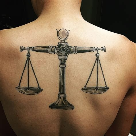 69 libra tattoos to make you proud to be a libra
