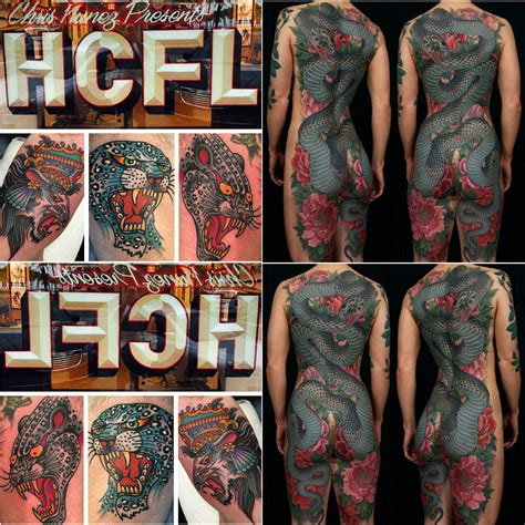chris nunez tattoos gallery hcfl