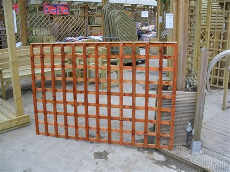 6 Foot Wide Trellis Heavy Duty Trellis 6ft X 18ins Gshdt18