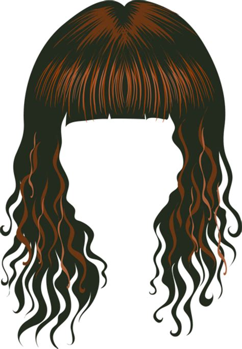 twist hairstyle tools clipart no background hair clipart 4 cliparting