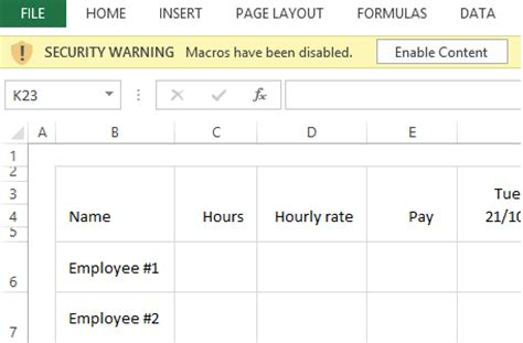 excel staff rota template a free employee schedule template for excel