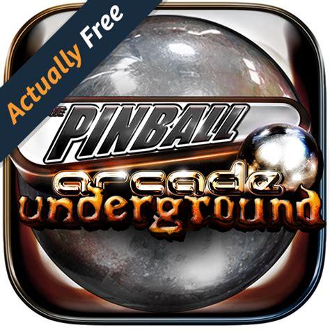Amazon Underground Gift Card - amazon com pinball arcade underground appstore for android