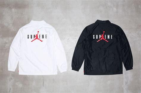 supreme stuff more supreme x air stuff is releasing tomorrow