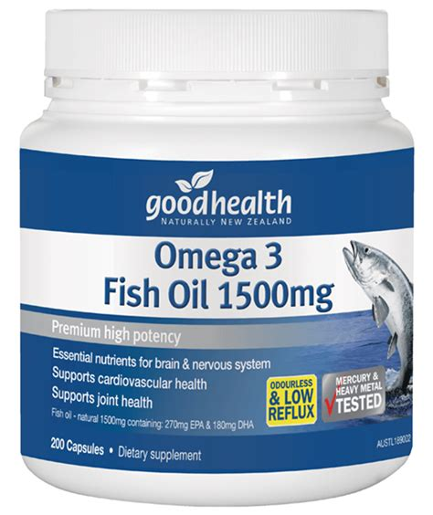 wellness fish 1000mg 375 omega 3 fish 1500mg health