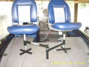 Double Pedestal Boat Seat Double Seat Pedestals