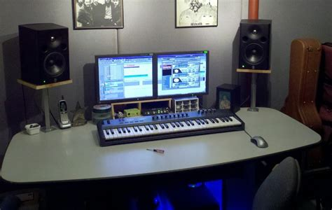desk for studio monitors studio monitor desk stands ideas greenvirals style