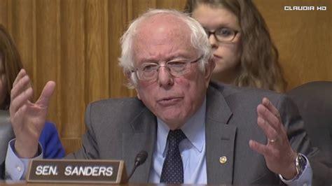 bernie room 222 bernie sanders grills pruitt on climate change at confirmation hearing 1 18 17