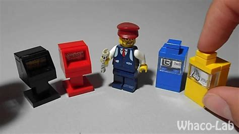 tutorial lego machine how to build a lego newspaper machine tutorial youtube